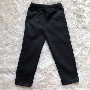 Disney Brand Black Sweatpants Size 12-18 Months